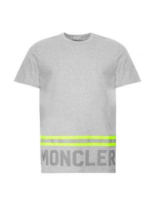 moncler t-shirt | 8C739 20 839T 984 grey