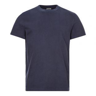 moncler t-shirt 8C720 10 8390T 778 navy