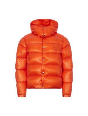 moncler jacket tarnos 1A51R 00 539WF 326 orange