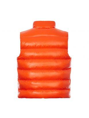 Tib Vest Gilet - Orange
