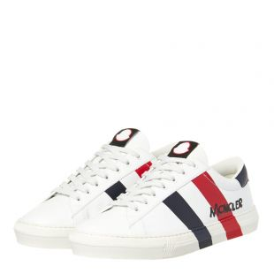 Shoes Montpellier - white / Red / Navy