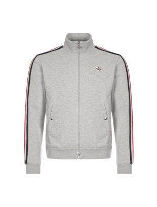 Moncler Track Jacket | 8G753 00 V8162 984 Grey |Aphrodite 1994