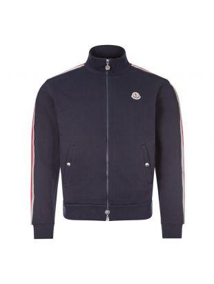 Moncler Track Jacket | 8G753 00 V8162 778 Navy |Aphrodite 1994