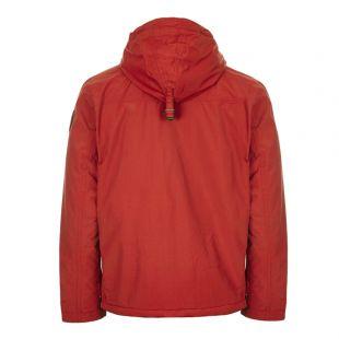 Jacket Rainforest 2.0 - Red