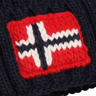 Bobble Hat Semiury  - Blue Marine