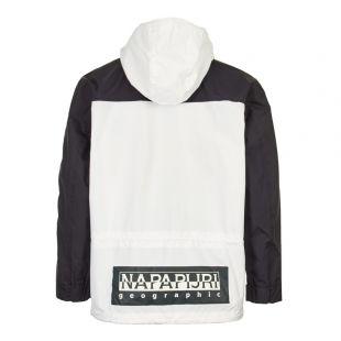 Skidoo Jacket – Tribe White/Navy