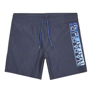 napapijri swim shorts victor NP0A4E1 J176 marine blue