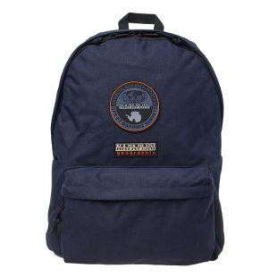 Napapijri Voyage 1 Backpack N0YGOS176 Blue Marine