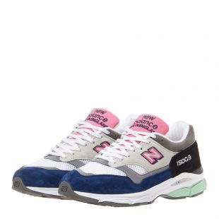 1500.9 Trainers - Grey / Navy / Pink