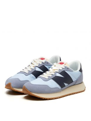 237 Trainers - Blue