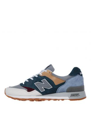 New Balance 577 Trainers | M577JBT White / Grey