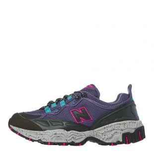 new balance 801 trainers ML801GLD lynx purple