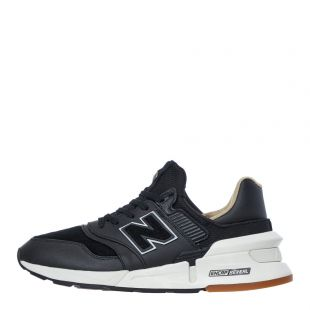 new balance 997 sport trainers MS997RB black