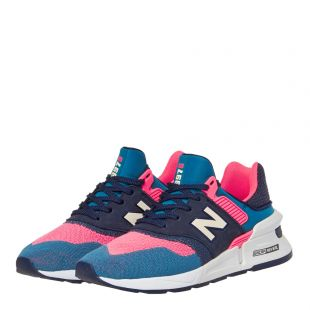 997 Sport Trainers - Blue / Pink
