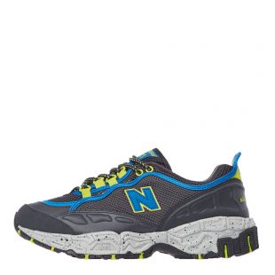 New Balance 801 Trainers ML801GLC Grey / Blue / Yellow Aphrodite