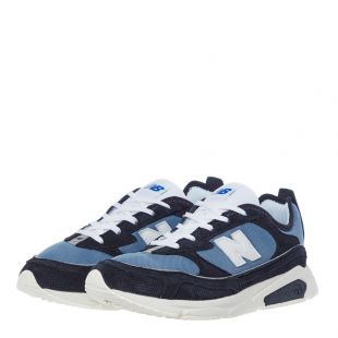 X-Racer Trainers - Blue / Navy