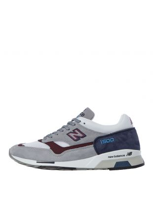 new balance 1500 trainers M1500NBR grey / navy