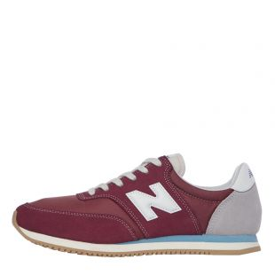 new balance trainers comp 100 | MLC100BP burgundy