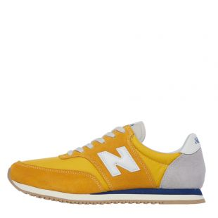 new balance trainers comp 100 | MLC100BQ varsity gold