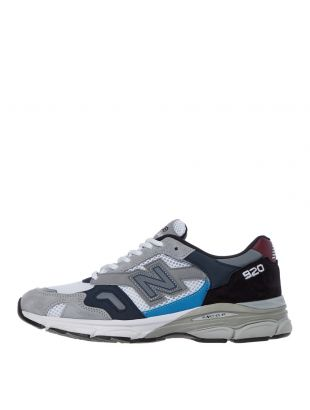 new balance 920 trainers M920NBR grey / navy