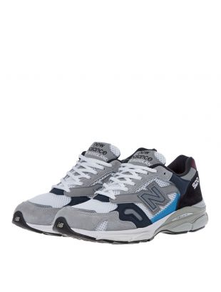 920 Trainers - Grey / Navy