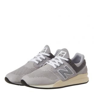 247 Trainers - Grey
