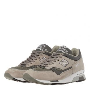 1500 Trainers – Grey