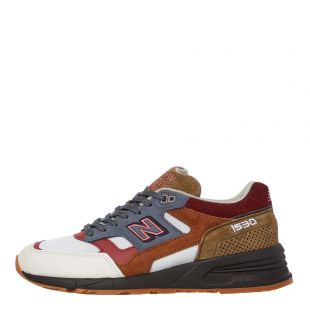New Balance 1530 Trainers | M1530WBB White / Blue / Red