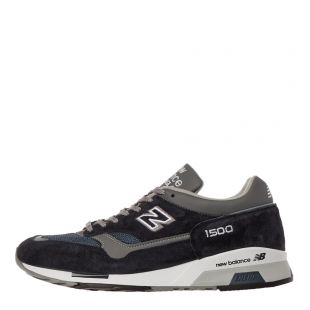 1500 Trainers – Navy / Grey