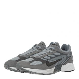 Air Ghost Racer Trainers – Grey / Black