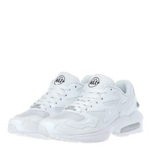 Air Max2 Light Trainers - White