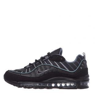Nike Air Max 98 | C13693|002 Black
