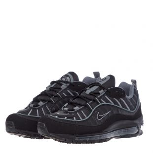 Air Max 98 Trainers - Black