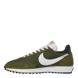 Nike Air Tailwind 79 Trainers | 487754 302 Green / White