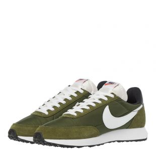 Air Tailwind 79 Trainers – Green / White