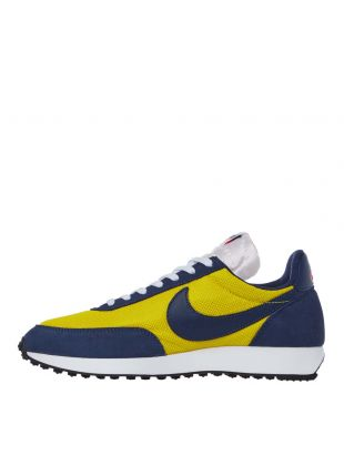 Nike Air Tailwind 79 Trainers | 487754 702 Yellow / Navy