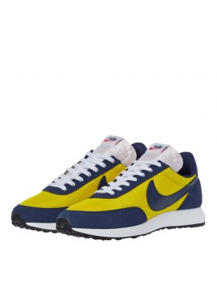 Air Tailwind 79 Trainers - Yellow / Navy
