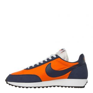 Nike Air Tailwind 79 Trainers | 487754 800 Navy / Orange