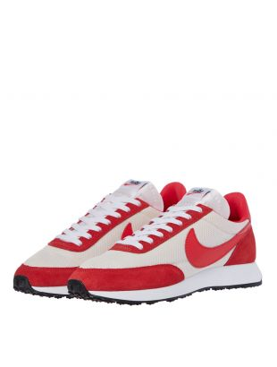 Air Tailwind 79 Trainers - Track Red / Cream