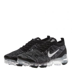 Air Vapormax Flyknit Trainers - Black
