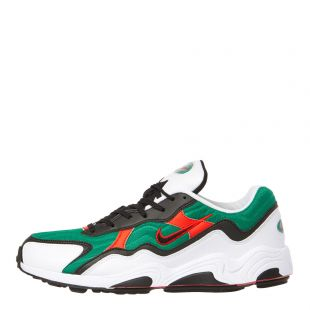Nike Air Zoom Alpha Trainers BQ8800 300 Lucid Green / Habanero Red