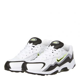 Air Zoom Alpha Trainers - White / Black / Volt