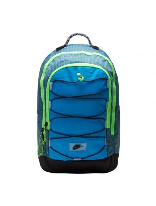 Nike Hayward 2.0 Backpack | Teal / Blue / Black | Aphrodite