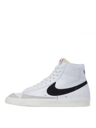 Nike Blazer Mid 77 Vintage Trainers | BQ6806 100 White