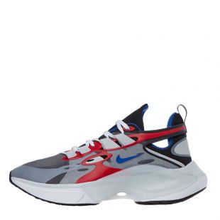 Trainers Signal D/MS/X - Black / Royal / Red