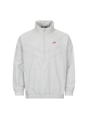 Nike Heritage Windrunner | DA2492 077 Light Smoke Grey