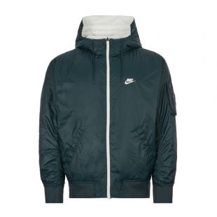 Nike Hooded Jacket | CJ4377 364 Green