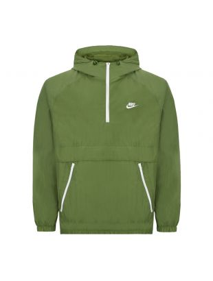 Nike Pullover Jacket | AR2212|326 Green