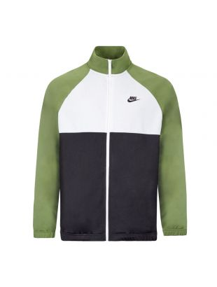 Nike Tracksuit | Green / White BV3055 | Aphrodite