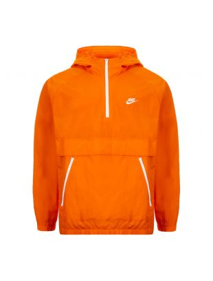 Nike Pullover Jacket | AR2212|5812 Orange